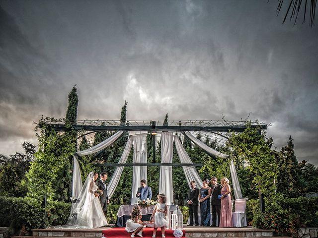 La boda de Francisco y Raquel en Málaga, Málaga 17