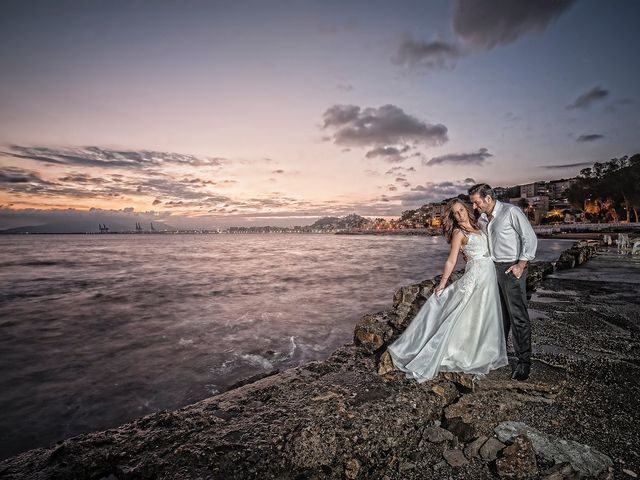 La boda de Francisco y Raquel en Málaga, Málaga 22