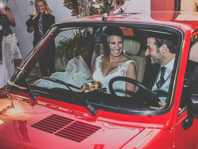 La boda de Francisco y Raquel en Málaga, Málaga 26