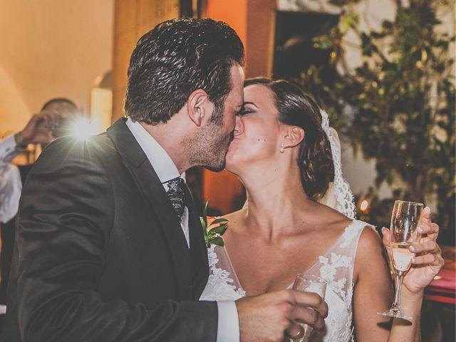 La boda de Francisco y Raquel en Málaga, Málaga 27