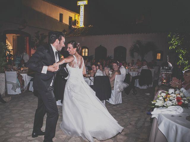 La boda de Francisco y Raquel en Málaga, Málaga 32