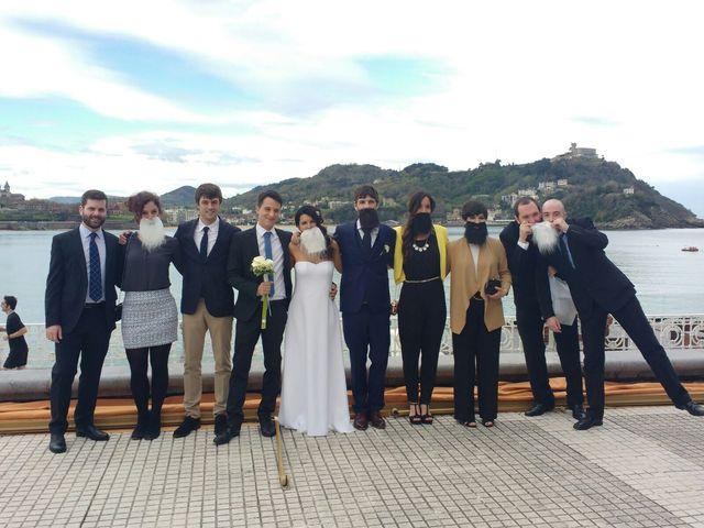 La boda de Iñaki y Edurne en Donostia-San Sebastián, Guipúzcoa 4