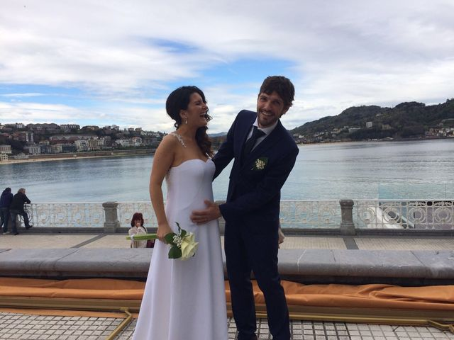 La boda de Iñaki y Edurne en Donostia-San Sebastián, Guipúzcoa 5