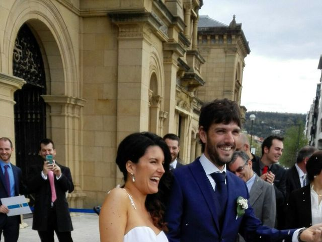 La boda de Iñaki y Edurne en Donostia-San Sebastián, Guipúzcoa 7