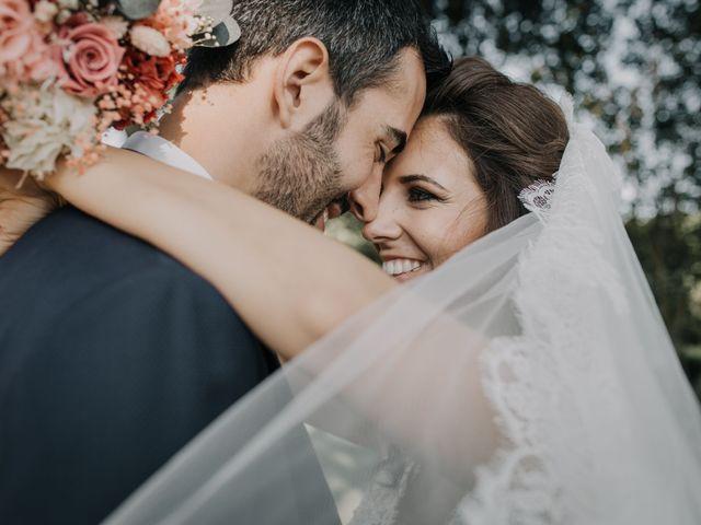 La boda de Mercè y Jordi