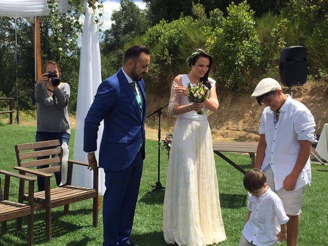 La boda de Ivan y Tania en Santa Coloma De Farners, Girona 3