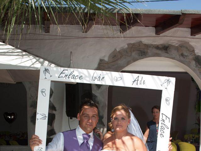 La boda de Adelaida y Iván en Montaña Cardones, Las Palmas 3
