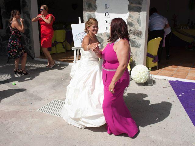 La boda de Adelaida y Iván en Montaña Cardones, Las Palmas 8