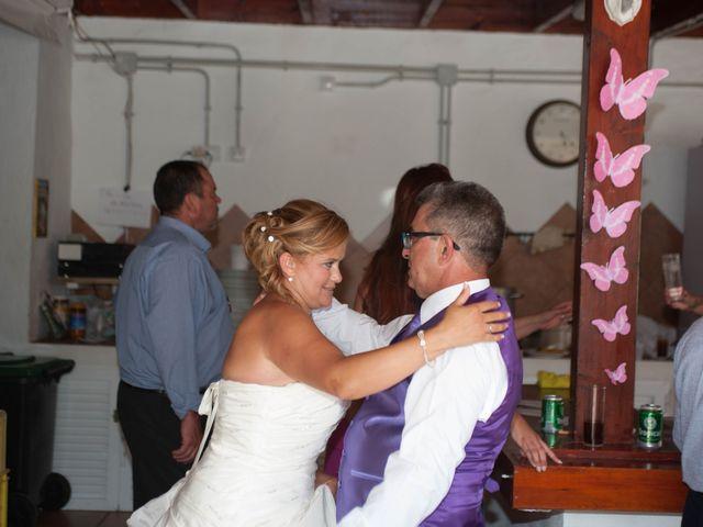 La boda de Adelaida y Iván en Montaña Cardones, Las Palmas 10