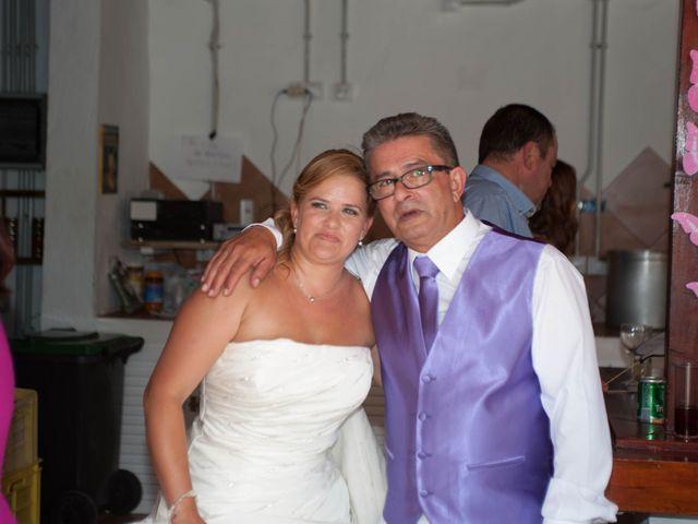 La boda de Adelaida y Iván en Montaña Cardones, Las Palmas 11