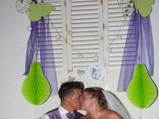La boda de Adelaida y Iván en Montaña Cardones, Las Palmas 15