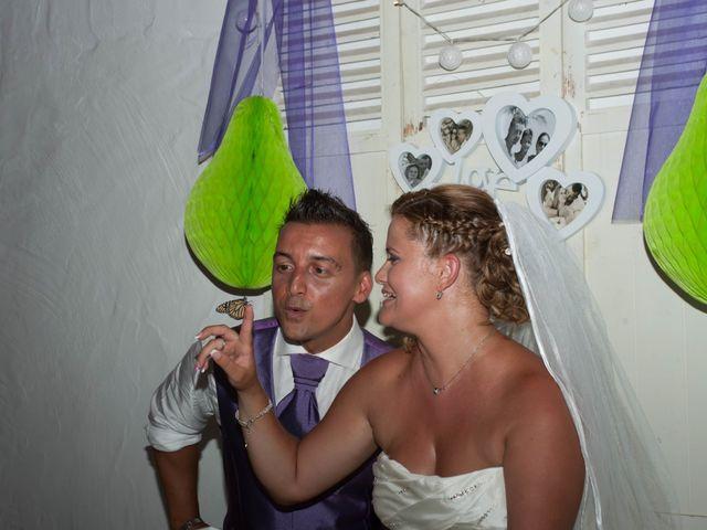 La boda de Adelaida y Iván en Montaña Cardones, Las Palmas 16