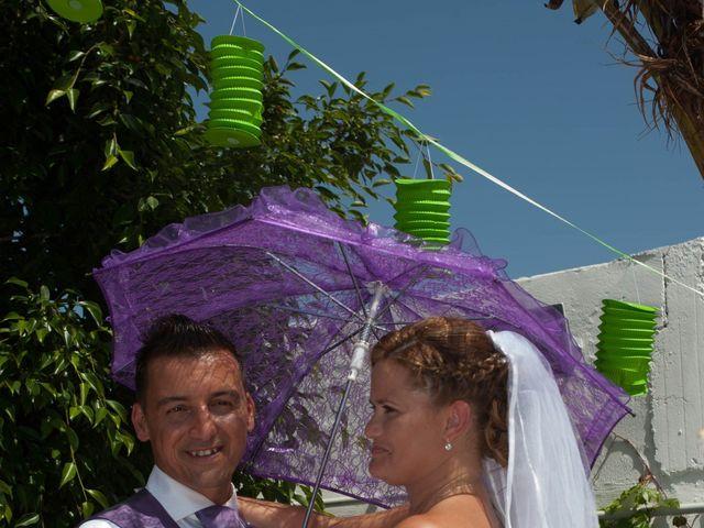 La boda de Adelaida y Iván en Montaña Cardones, Las Palmas 18