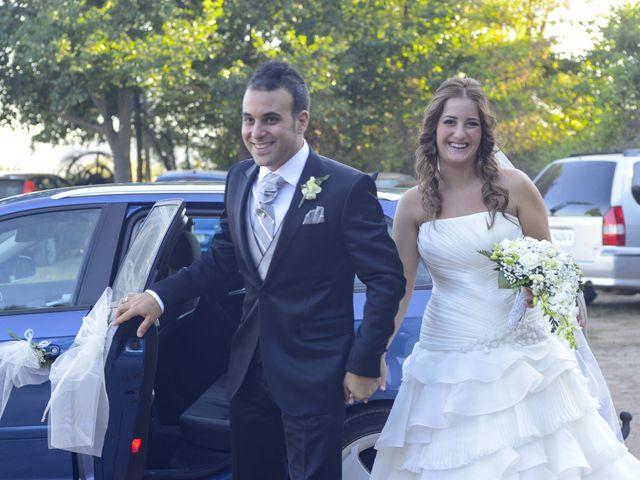 La boda de Antonio y Miriam en Argamasilla De Calatrava, Ciudad Real 4