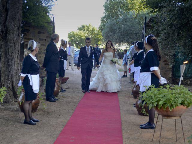 La boda de Antonio y Miriam en Argamasilla De Calatrava, Ciudad Real 5