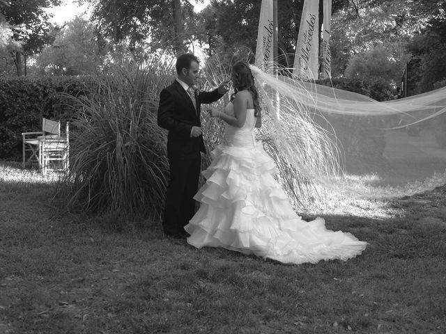 La boda de Antonio y Miriam en Argamasilla De Calatrava, Ciudad Real 6
