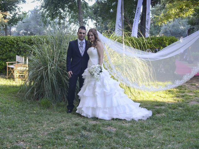 La boda de Antonio y Miriam en Argamasilla De Calatrava, Ciudad Real 7
