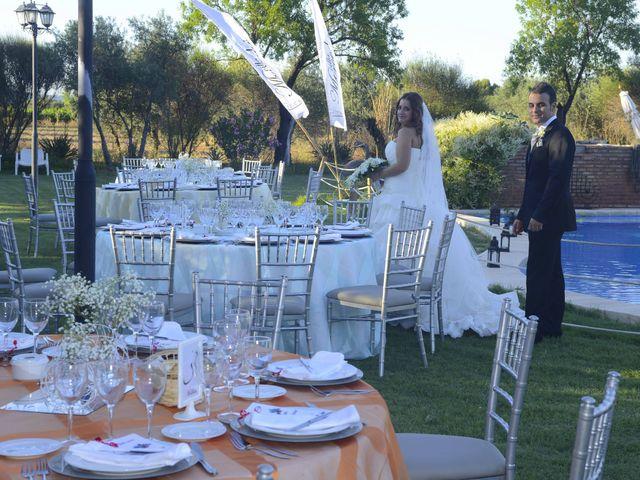 La boda de Antonio y Miriam en Argamasilla De Calatrava, Ciudad Real 8