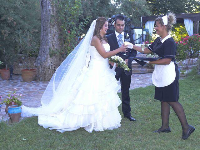 La boda de Antonio y Miriam en Argamasilla De Calatrava, Ciudad Real 10