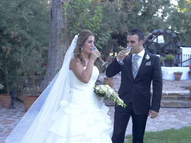 La boda de Antonio y Miriam en Argamasilla De Calatrava, Ciudad Real 2