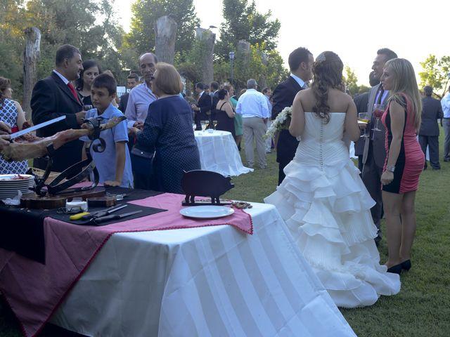 La boda de Antonio y Miriam en Argamasilla De Calatrava, Ciudad Real 16