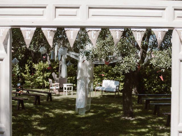 La boda de Javier y Lorena en Navaluenga, Ávila 11