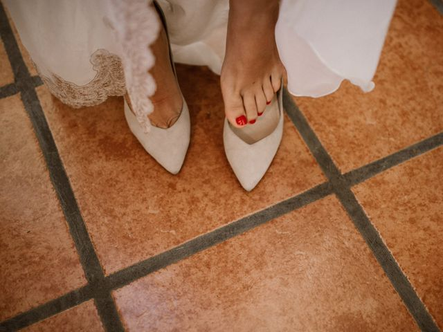 La boda de Javier y Lorena en Navaluenga, Ávila 40