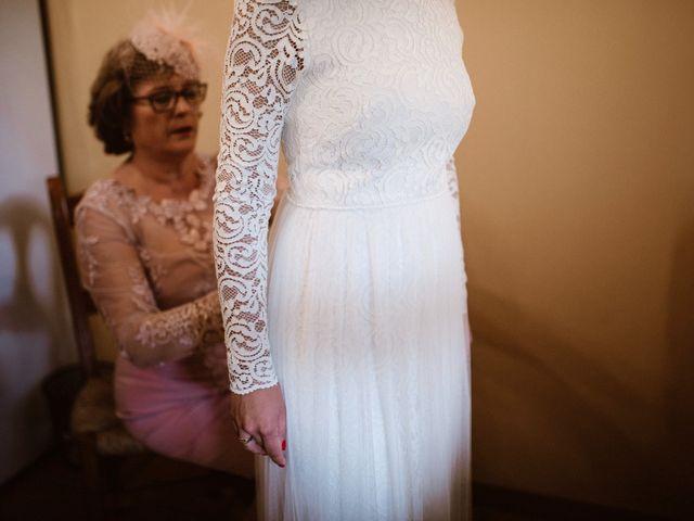 La boda de Javier y Lorena en Navaluenga, Ávila 79