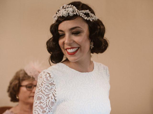 La boda de Javier y Lorena en Navaluenga, Ávila 80