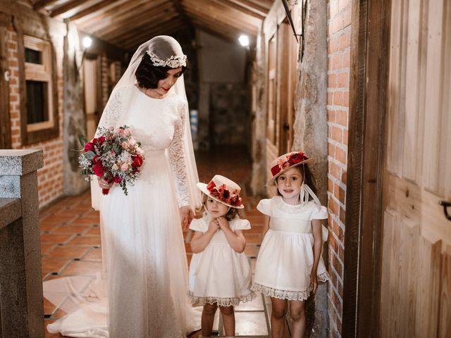 La boda de Javier y Lorena en Navaluenga, Ávila 90