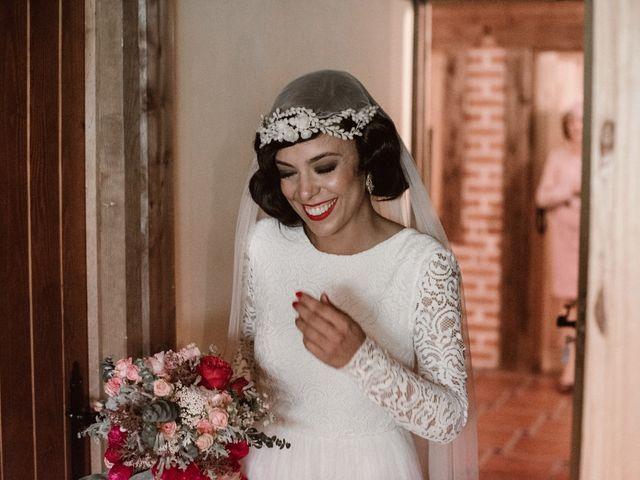 La boda de Javier y Lorena en Navaluenga, Ávila 91