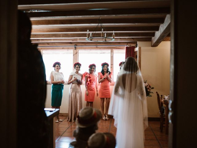 La boda de Javier y Lorena en Navaluenga, Ávila 92
