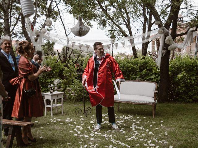 La boda de Javier y Lorena en Navaluenga, Ávila 104
