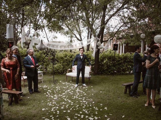 La boda de Javier y Lorena en Navaluenga, Ávila 105