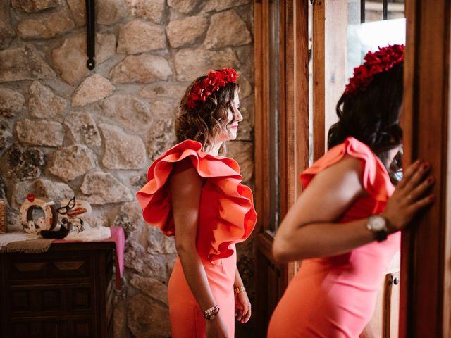 La boda de Javier y Lorena en Navaluenga, Ávila 106