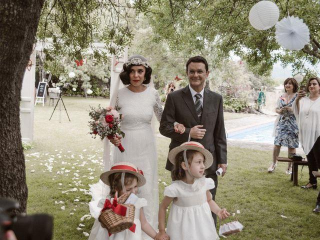 La boda de Javier y Lorena en Navaluenga, Ávila 110