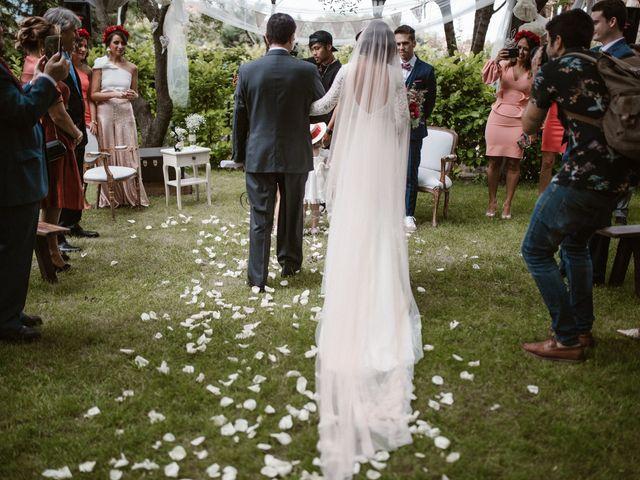 La boda de Javier y Lorena en Navaluenga, Ávila 112
