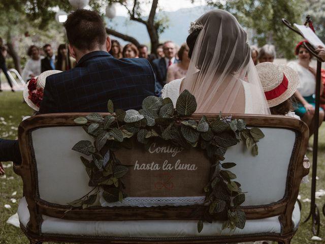 La boda de Javier y Lorena en Navaluenga, Ávila 119