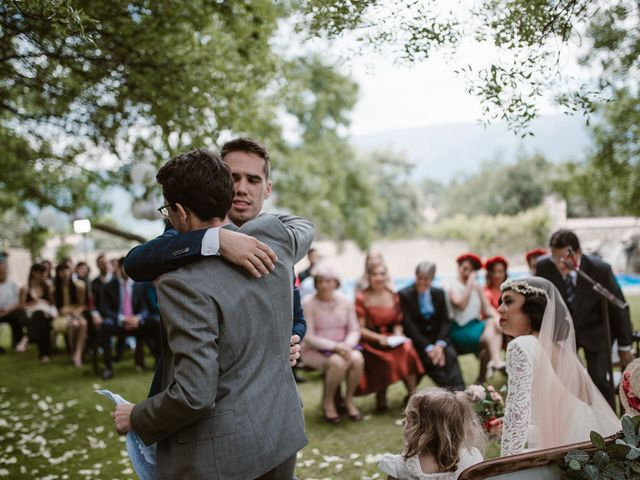 La boda de Javier y Lorena en Navaluenga, Ávila 123