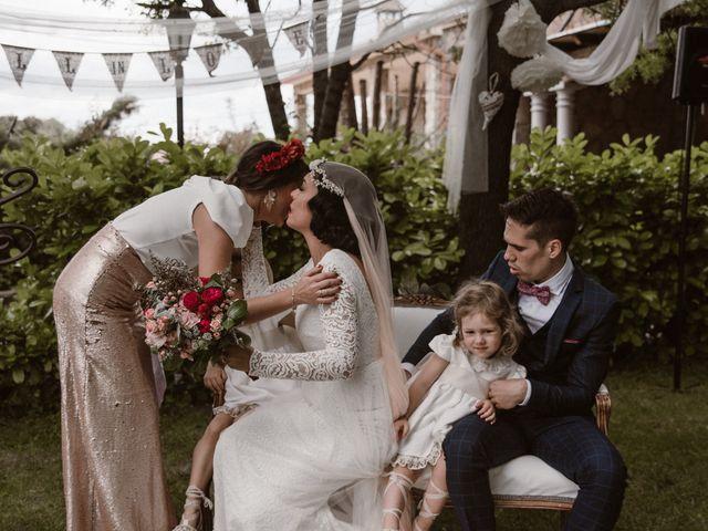 La boda de Javier y Lorena en Navaluenga, Ávila 124