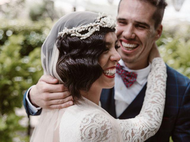La boda de Javier y Lorena en Navaluenga, Ávila 134