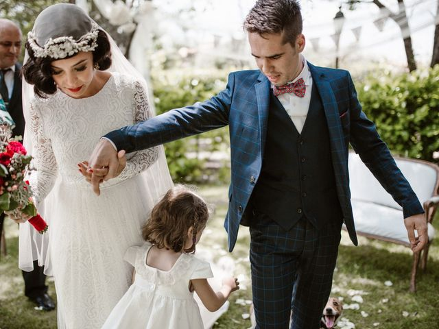 La boda de Javier y Lorena en Navaluenga, Ávila 2