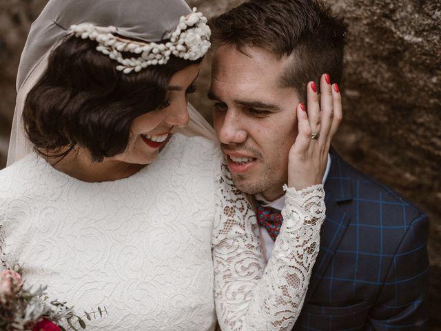 La boda de Javier y Lorena en Navaluenga, Ávila 151