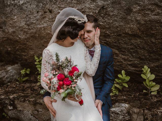 La boda de Javier y Lorena en Navaluenga, Ávila 153