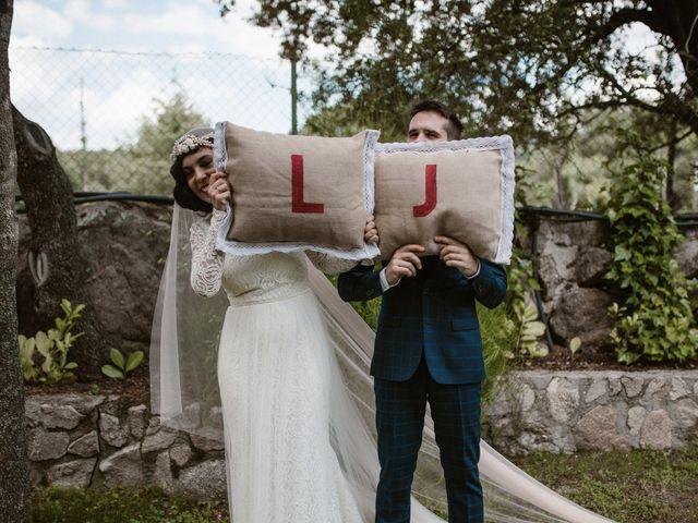 La boda de Javier y Lorena en Navaluenga, Ávila 156