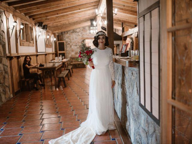 La boda de Javier y Lorena en Navaluenga, Ávila 163