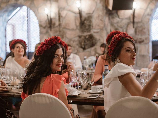 La boda de Javier y Lorena en Navaluenga, Ávila 164