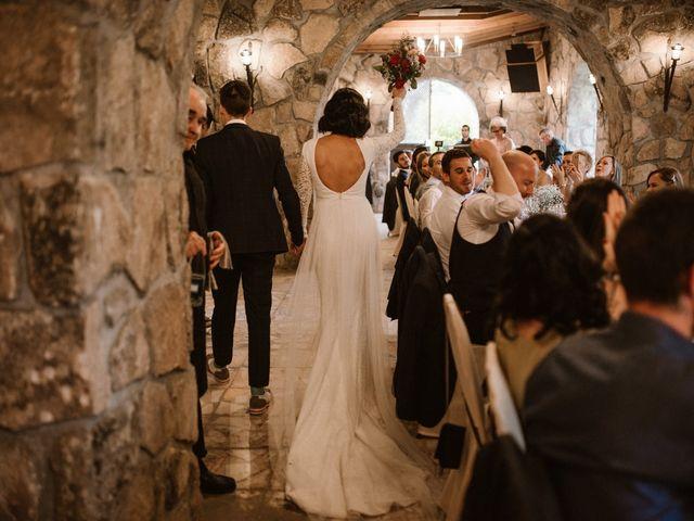 La boda de Javier y Lorena en Navaluenga, Ávila 165