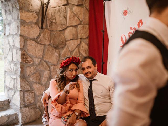 La boda de Javier y Lorena en Navaluenga, Ávila 168
