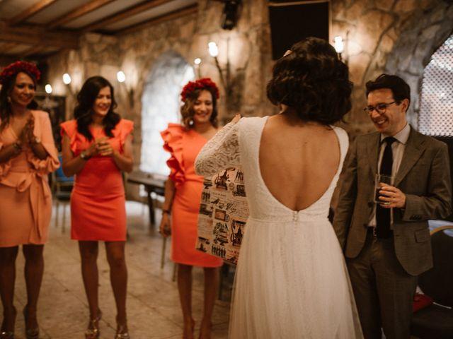 La boda de Javier y Lorena en Navaluenga, Ávila 171